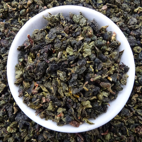 Oolong Iron Goddess, Scent Of Asia Tea Life
