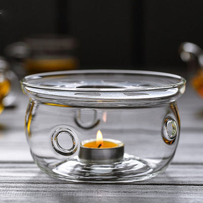 Windproof Tealight Teapot Heater, Teapot Tea Life