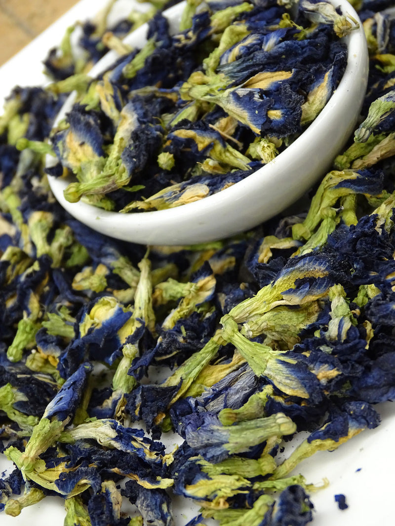 Blue Butterfly Peaflower Tea, Herbal Tea Tea Life