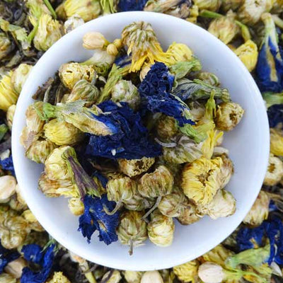 Chrysanthemum Blue Tea, Health Blend Tea Tea Life