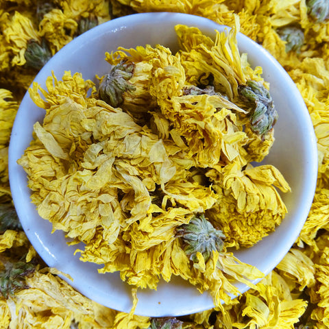Chrysanthemum Tea, Herbal Tea Tea Life