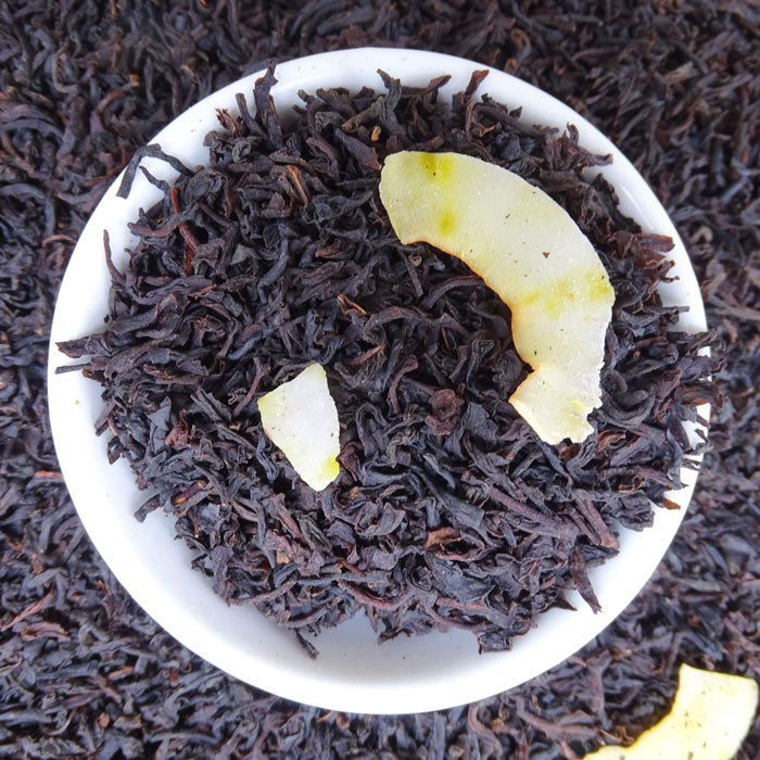 Coconut Black Tea, Tasty Tea Tea Life