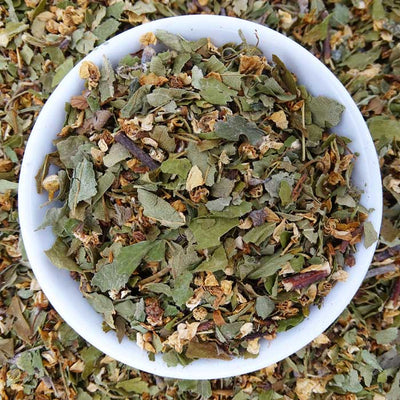 Hawthorn Leaf Tea, Herbal Tea Tea Life