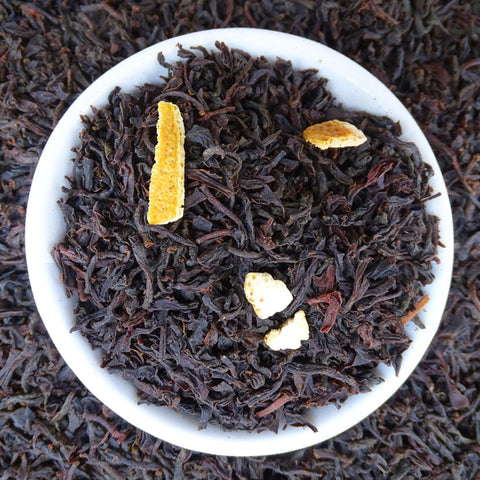 Orange Black Tea, Tasty Tea Tea Life