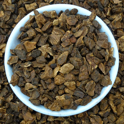 Chicory Root Roasted Tea, Herbal Tea Tea Life