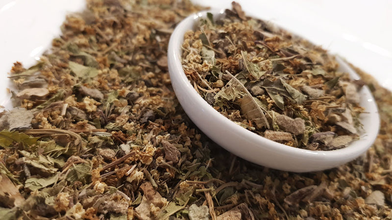 Sore Throat and Lung Recovery Tea, Health Blend Tea Tea Life