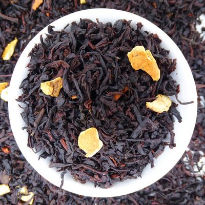 Spicy Citrus Black Tea, Tasty Tea Tea Life