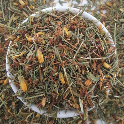 St Johns Wort Tea, Herbal Tea Tea Life