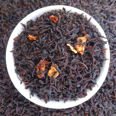 Strawberry Black Tea, Tasty Tea Tea Life