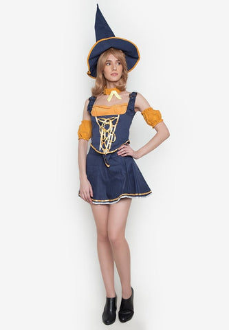 #7057 League of Legends Nidalee Anime Witch Costume