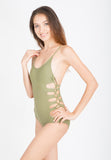 (B04) Low Back Monokini
