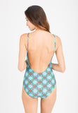 (B10) Low Back Monokini