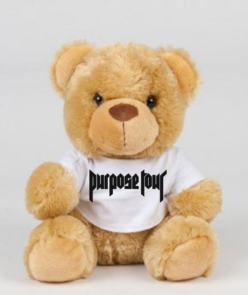 Purpose Tour Teddy Bear