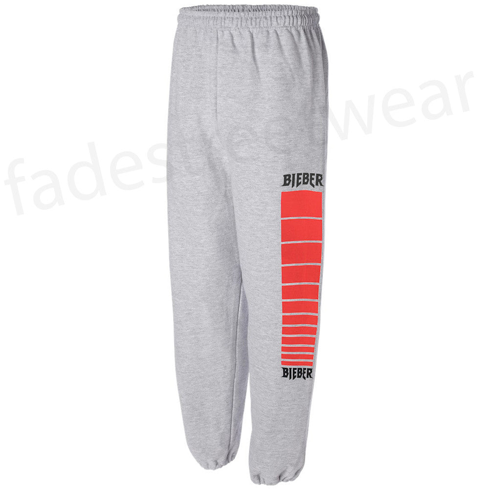 STADIUM Tour Moto - Grey Sweatpants