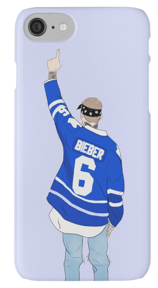 Outlyning designs - Bieber 6 Purpose Tour Phone Case