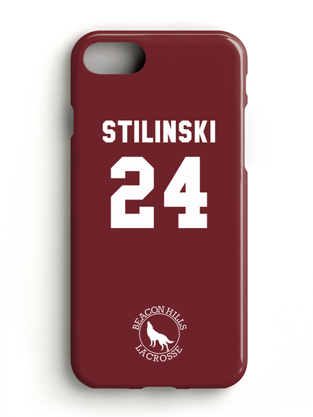 Choice of Beacon Hills Lacrosse Team Member Phone Case
