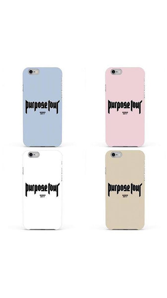 @FACTJDB design - Purpose Tour Phone Case