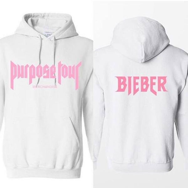1.3.12.56 designs Purpose Tour merchandise white Hoodie