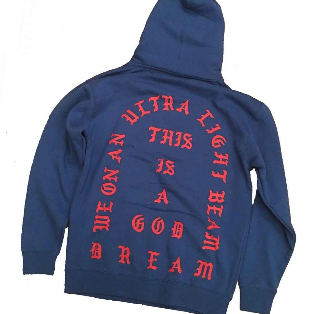 Ultralight Beam TLOP Royal Blue Hoodie