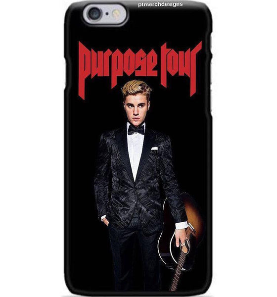 Royal.Bizzle Justin Purpose Tour Phone Case