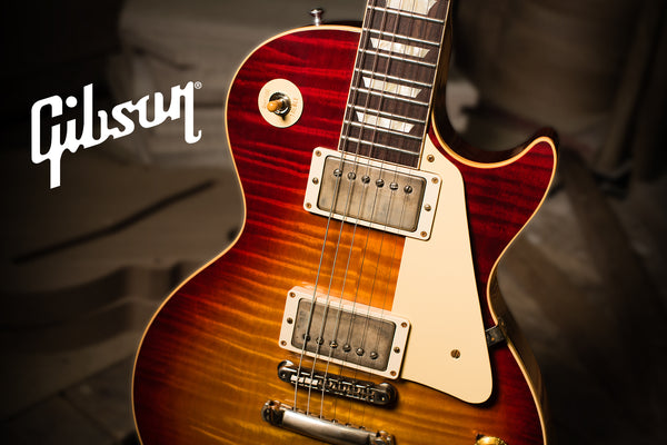 Gibson New-Line Up Sale