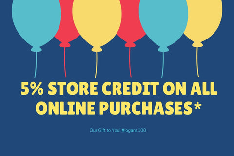 Logans Pianos Store Credit Offer