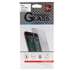 ZTE Blade X (Z965), Tempered Glass Screen Protector