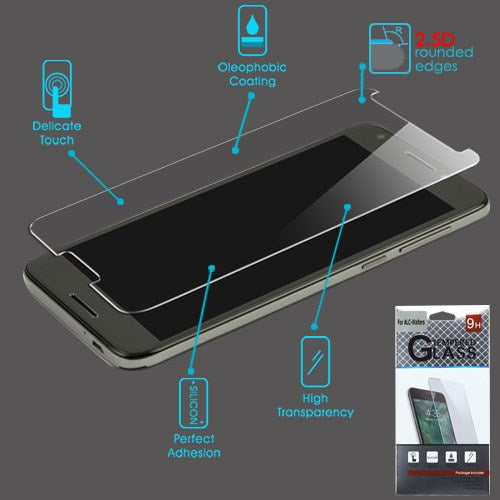Alcatel Walters, Tempered Glass Screen Protector Accessories