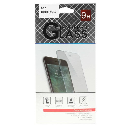 Alcatel Verso, Tempered Glass Screen Protector Accessories
