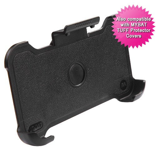 MYBAT Black Horizontal Holster (Phone cases NOT INCLUDED) - JAndJCases