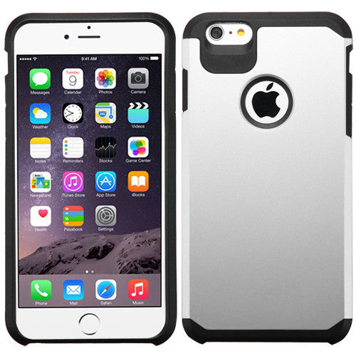 iPhone 6 Plus Astronoot Silver/Black Phone Case - JandJCases