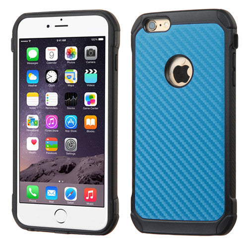iPhone 6 Plus Asmyna Astronoot Carbon Fiber Backing Phone Case - JandJCases