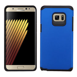 Samsung Galaxy Note 7 Blue/Black Astronoot Phone Protector Cover - JandJCases