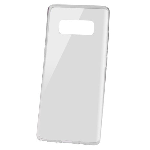 Note 8, Glossy Transparent Smoke Candy Skin Cover - JAndJCases