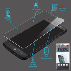 ZTE Sequoia, Z982, (Blade Z Max), Tempered Glass Screen Protector - JAndJCases