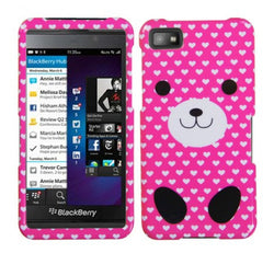 Blackberry Z10 Dog Love Phone Case