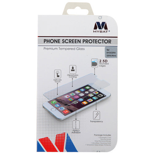Tempered Glass Screen Protector for Kyocera Wave/Hydro Air