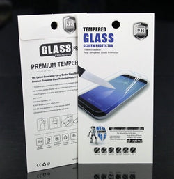 iPhone 5/SE, 6S, 6S Plus, 7/8, 7 Plus/8 Plus, Galaxy S7 Tempered Glass Screen Protector - JAndJCases