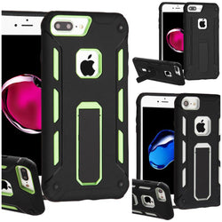 iPhone 7/7 Plus MyBat Hybrid Protector Cover (w/ Stand) in 3 Colors