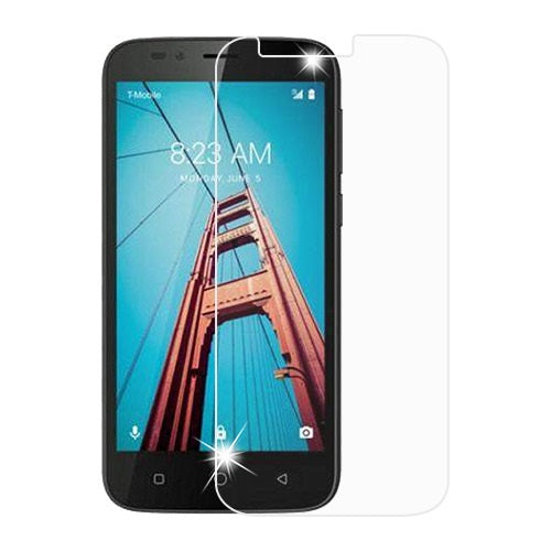 Coolpad 3632, (Defiant), Tempered Glass Screen Protector - JandJCases