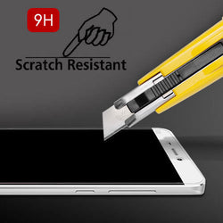 LG LS775 (Stylus 2), Stylus 3, Tribute HD, Tempered Glass Screen Protector
