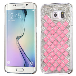 Pink Desire Back Protector Cover for Samsung Galaxy S6 Edge