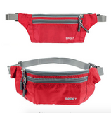Waterproof Zip Travel Sport Pouch/Hiking Bag - JAndJCases