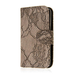 Samsung Galaxy Avant Phone Case Wallet Credit Card ID Slot Flip Cover