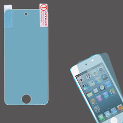 iPod Touch 5th Generation Blue Screen Protector - JandJCases