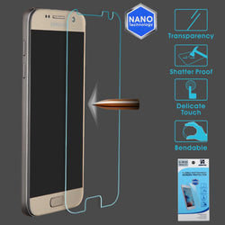 Asmyna Flexible Shatter-Proof Screen Protector for Galaxy S7 - JandJCases