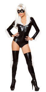 Roma Costume Cat Spider costume from Ginger Candy lingerie