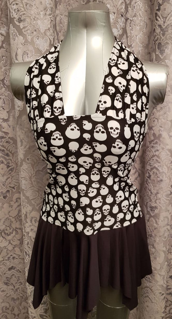 Nom de Plume Pirate dress from Ginger Candy lingerie