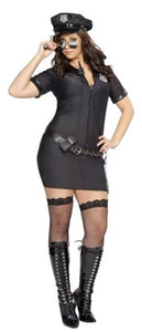 Roma Costume traffic cop costume from Ginger Candy lingerie