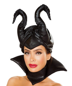 Roma Costume horn headpiece from Ginger Candy lingerie